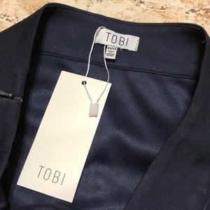 Tobi Skirts - NWT Tobi Asymmetrical Pencil Skirt